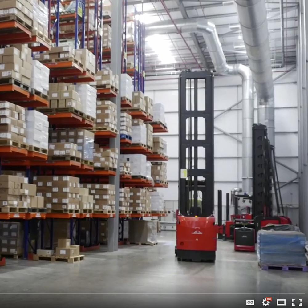 Hero Image - Warehouse